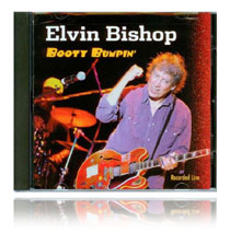 Elvin Bishop - Booty Bumpin' CD