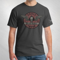 Eddie Trunk - Men's Fill 'er Up Tee