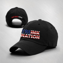 Eddie Trunk - Trunk Nation Embroidered Hat