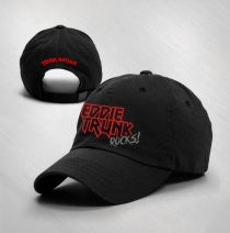 Eddie Trunk - Eddie Trunk Rocks! Embroidered Hat