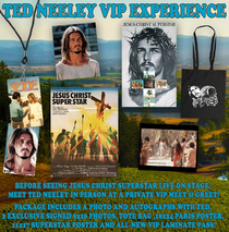 Ted Neeley  - European VIP Experience