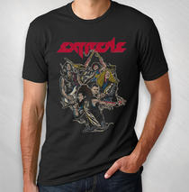 Extreme - Men's Vintage Band Tee