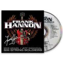 FHB - Six String Soldiers - Signed CD