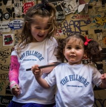 The Fillmore - Arched Logo Toddler Tee
