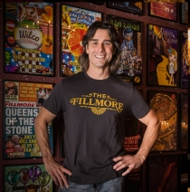The Fillmore - New Logo Men's Tee