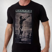 Filter - Men's Black Anthems Tee