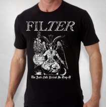 Filter - Goatman Tour Tee
