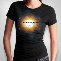 Filter - Sun Comes Out Tonight Women's Tee