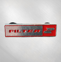 Filter - Zoom Zoom Logo Lapel Pin