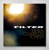 Filter - The Sun Comes Out Tonight CD