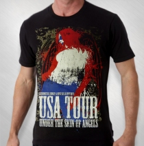 Filter - USA Tour Under The Skin Of Angels Tee