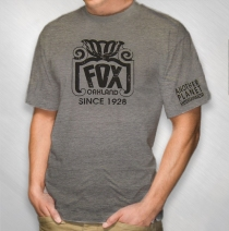 The Fox Oakland - Grey Since 1928 Tee
