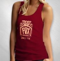 The Fox Oakland - Maroon Since 1928 Tank Top