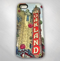 The Fox Oakland - iPhone 5/5S Case
