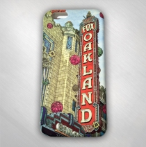 The Fox Oakland - iPhone 6 Case