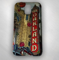 The Fox Oakland - Samsung S5 Case