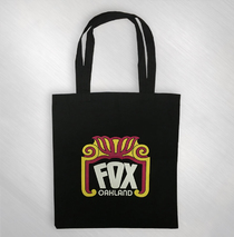 The Fox Oakland - Logo Tote Bag