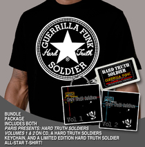 ..Guerrilla Funk - Hard Truth Soldiers All-Star Bundle