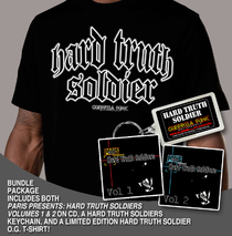 ..Guerrilla Funk - Hard Truth Soldiers O.G. Bundle