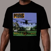 Apparel - Mens - Paris - Sonic Jihad T-Shirt