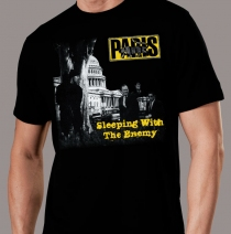 Apparel - Mens - Paris - Sleeping With The Enemy T-Shirt