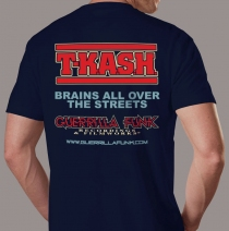 Apparel - Mens - T-K.A.S.H. - Brains All Over T-Shirt