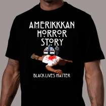 Apparel - Mens - Amerikkkan Horror Story T-Shirt