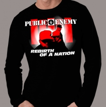 Apparel - Mens - Public Enemy - Rebirth Longsleeve
