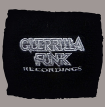 Posters & Accessories - Guerrilla Funk - Black Wristband