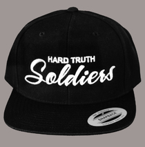 Posters & Accessories - Ball Cap - Hard Truth Soldiers Snapback