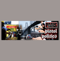 Posters & Accessories - Sticker - Pistol Politics