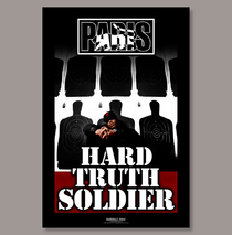 Posters & Accessories - Poster - Paris - Hard Truth Soldier