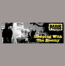 Posters & Accessories - Sticker - LP - Sleeping with the Enemy