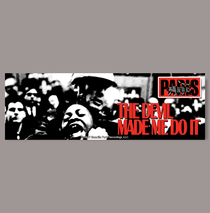 Posters & Accessories - Sticker - LP - The Devil Made Me Do It