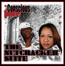 Music - The Conscious Daughters The Nutcracker Suite CD