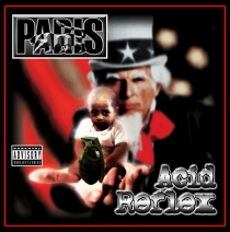Music - Paris - Acid Reflex CD Autographed