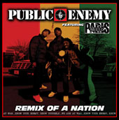 Music - Public Enemy Feat. Paris - Remix Of A Nation CD