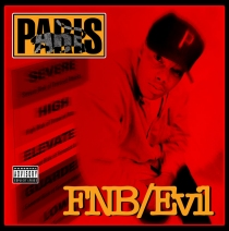 Music - Paris - FNB/EVIL 12 inch Single Autographed