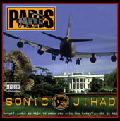 Music - Paris - Sonic Jihad CD Autographed