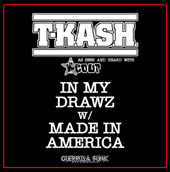 Music - T-K.A.S.H. - In My Drawz 12 Inch Single