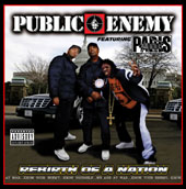 Music - Public Enemy Feat. Paris - Rebirth Of A Nation LP Vinyl