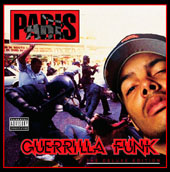 Music - Paris - Guerrilla Funk - DLX EDITION CD Autographed