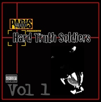 Music - Hard Truth Soldiers Vol. 1 CD Autographed