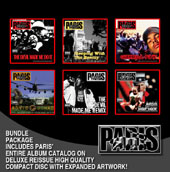 Paris - CD Catalog Bundle