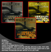Guerrilla Funk - Platinum Production Series CD Bundle
