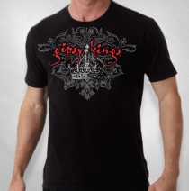 Gipsy Kings - Men's Crown Tee