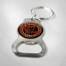 Gipsy Kings - Guitar Logo Bottle Opener Keychain