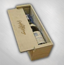 Gipsy Kings - Laser Etched Logo Wine Box