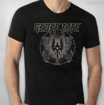 Geoff Tate - Men's Black Eagle Tour 2012 Tee