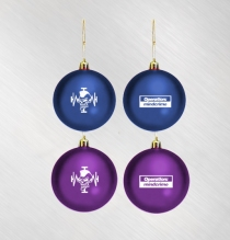 Geoff Tate - Operation Mindcrime Ornament 4 Pack